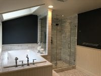 Bathroom Renovated In East Hampton NY