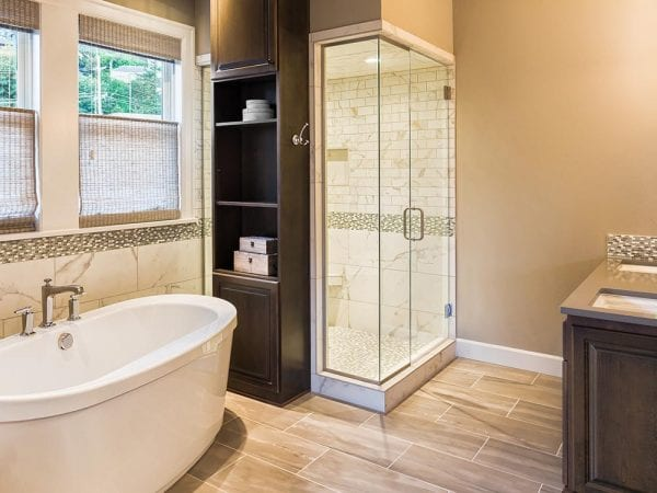 Bathroom Renovated In The Hamptons By Rea Pro