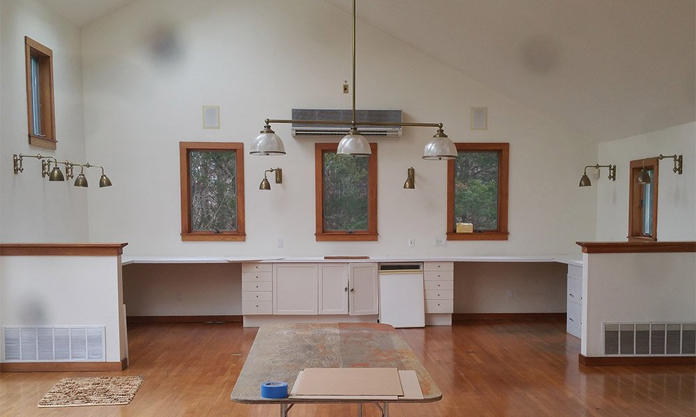 Kitchen Renovation Project Easthampton - Before
