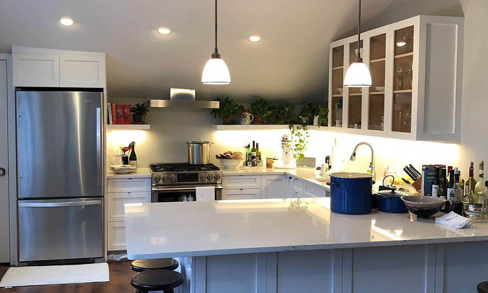 Kitchen Remodel Project In The Hamptons - After